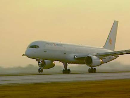 גם באבו דאבי מכחישים: אפשרנו למטוסים לתדלק (צילום: חדשות 2)