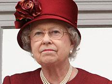 לונדון: המלכה אליזבת'- כובע (צילום: Tim Whitby, GettyImages IL)
