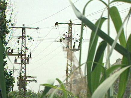 אדם התחשמל בנצרת עילית, ארכיון (צילום: חדשות 2)