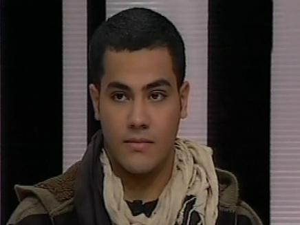 ערבי הומוסקסואל יוצא מהארון (צילום: חדשות 2)