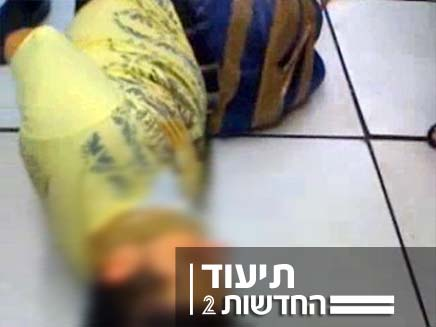 חייל שהתעללו בו (צילום: חדשות 2)