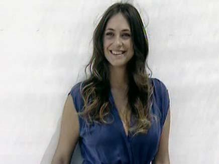 הזמרת קרן פלס (צילום: חדשות 2)