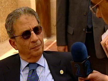 עמרו מוסא. אכזבת הבחירות (צילום: חדשות 2)