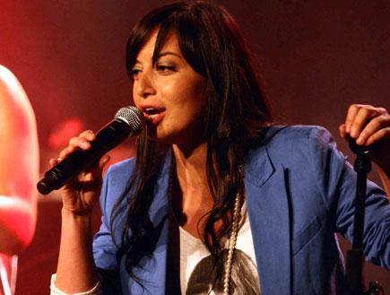 יאיר זיו ומאיה בוסקילה הופעה 3 (צילום: עודד קרני)