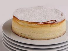 עוגת גבינה קלאסית של לחם ארז (יח``צ: דניאל לילה)