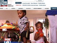 תאומים משני אבות שונים, מתוך אתר פוקס ניוז (צילום: .foxnews.com)