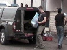 קיוסק שמכר סמים בלוד ונתפס (חדשות 2)