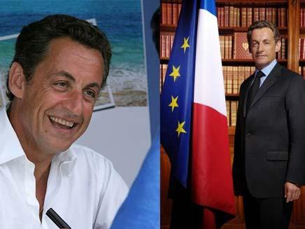 ניקולא סרקוזי נשיא צרפת (צילום: מתוך חשבון הפייסבוק של ניקולא סרקוזי)