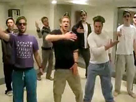 שטרודל רוקדים (צילום: חדשות 2)