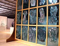 טיולים בדרום: מוזיאון הזכוכית בערד (צילום: איל שפירא,  יחסי ציבור )