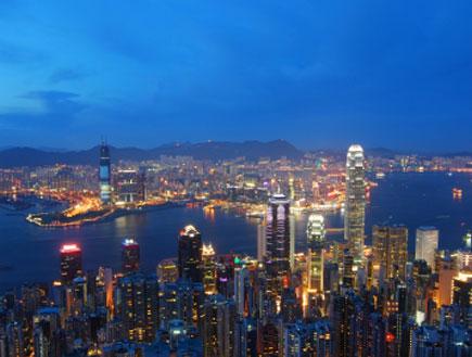 תצפית ויקטוריה פיק, הונג קונג (צילום: istockphoto)