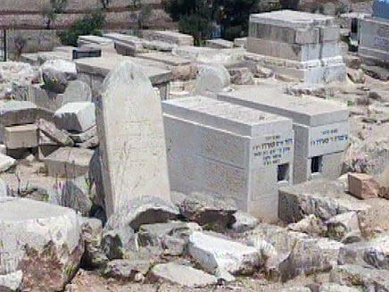 קברים. אילוסטרציה (צילום: חדשות 2)