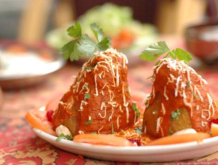 מלאי כופתה של מסעדת אינדירה