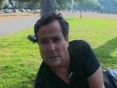 דודו טופז חשוד במעורבות פגיעה במנכל קשת אבי ניר (צילום: חדשות 2)