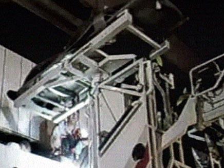 טכנאי התחשמל למוות (צילום: חדשות 2)