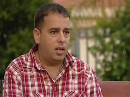 שוטר לשעבר מיקי הראל (צילום: חדשות 2)