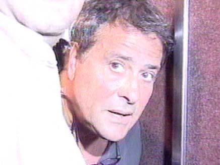 דודו טופז במעצר (צילום: חדשות 2)