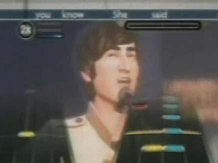 משחק מחשב - ביטלס (צילום: חדשות 2)