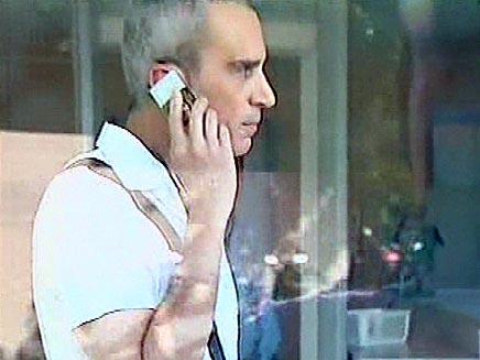 אברי גלעד, אחד מהאנשים שהיו על הכוונת של טופז (צילום: חדשות 2)
