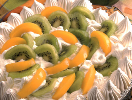 עוגת פבלובה (צילום: istockphoto)