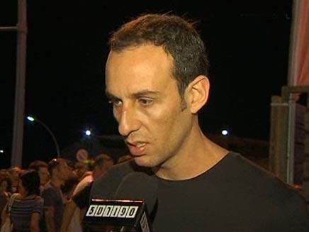 עודד קטש מאמן הכדורסל של גליל גלבוע (צילום: חדשות 2)