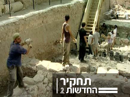 תחקיר בניה בהתנחלויות (צילום: חדשות 2)