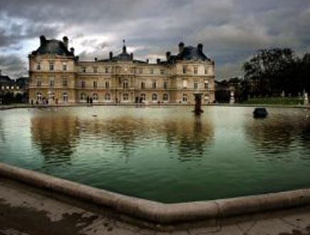 גן לוקסמבורג בפריז