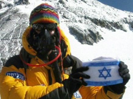 דניאל קרן ישראלי שכבש את האורסט (צילום: חדשות 2)