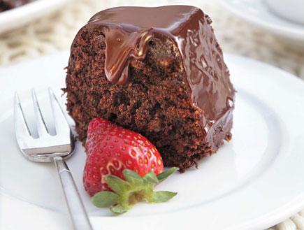 עוגת שוקולד של עץ הזית (יח``צ:  יחסי ציבור )