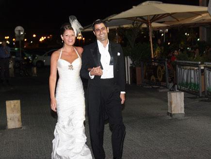 חתונה אסי מה קשור (צילום: אורי אליהו)