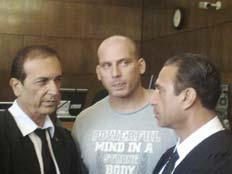 דניאל זנקו המתווך בפרשת דודו טופז (צילום: חדשות 2)