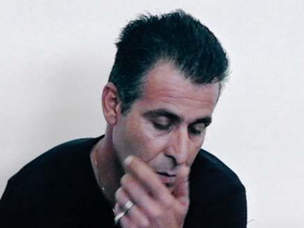 משה כהן שדרס את השוטר גקי לוגסי (צילום: חדשות 2)