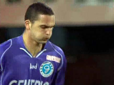בן סהר שחקן קבוצת צ'לסי בכדורגל - ספורט 5 (צילום: חדשות 2)