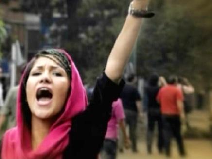ההפגנות ב2009 , החמורות שידעה טהראן מ197 (צילום: חדשות 2)
