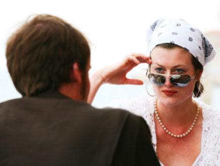 בעל ואשה (צילום: Instants, Istock)