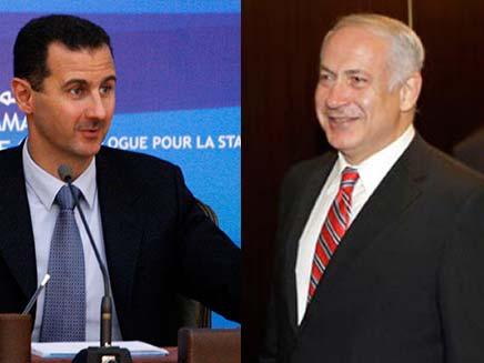 המזכיר הצבאי לשעבר: היו מגעים עם סוריה (öéìåí: רויטרס)