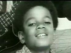 מייקל ג'קסון כילד (צילום: חדשות 2)