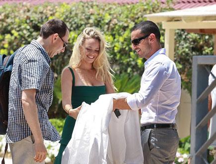 חתונה של מיכל בר זוהר (צילום: שוקה כהן)