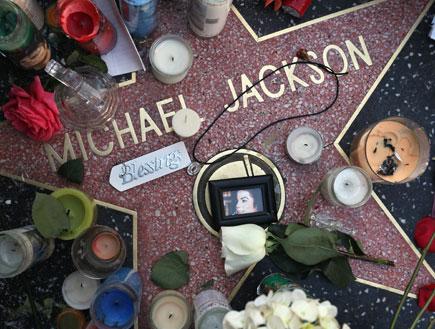 זוכרים את מייקל ג'קסון בהוליווד (צילום: John Moore, GettyImages IL)