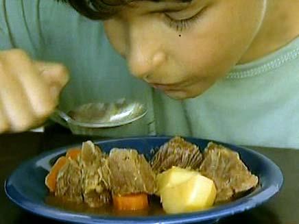חשוב לאכול ירקות. אילוסטרציה (צילום: חדשות 2)
