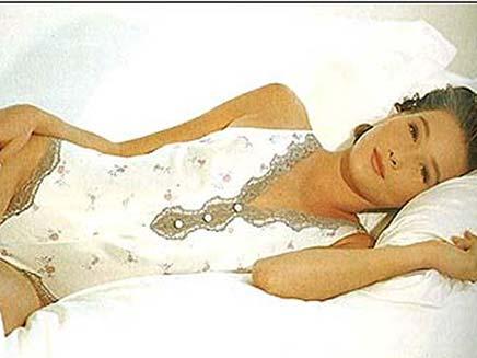 קרלה ברוני (צילום: THE SUN)