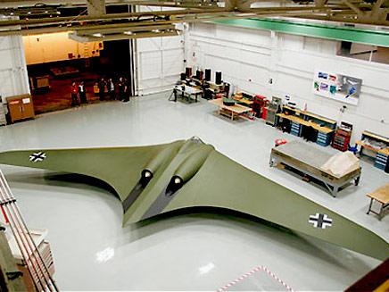 המטוס הנאצי שיכל לנצח את המלחמה (צילום: Fox-news)