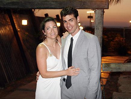 חתונה של יעל שרוני 8 (צילום: אורי אליהו)