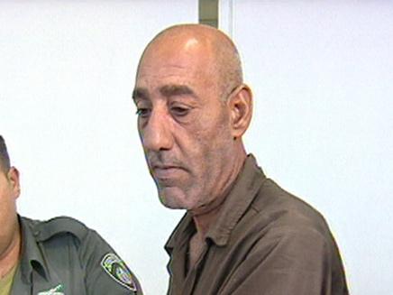 מוחמד סביחי - הורשע ברצח דפנה כרמון (צילום: חדשות 2)