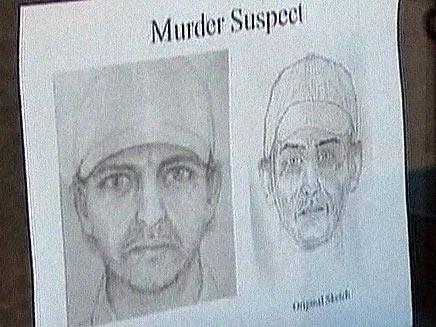 קלסתרון של הרוצח הסדרתי בצפון קרולינה (צילום: חדשות 2)