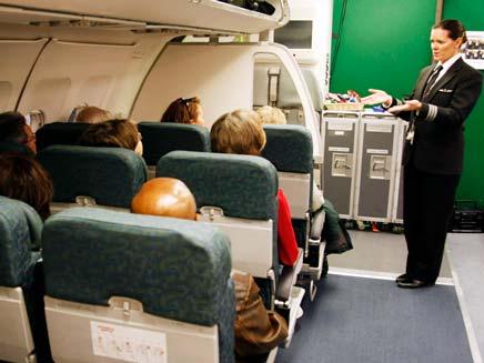 מטוס נוסעים (צילום: רויטרס)
