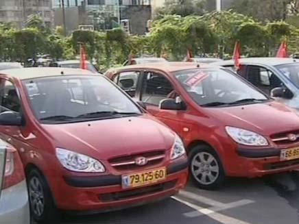 מכוניות יד שניה (צילום: חדשות 2)