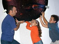 יום כיף: מוזיאון הילדים בחולון (צילום: טל קירשנבאום)