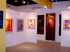 גלריה לאומנות בבנגקוק (צילום: אתר אוגוסטה)