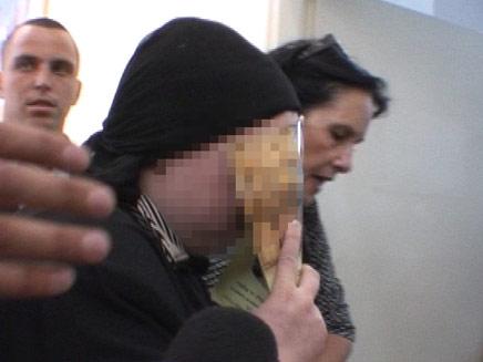 אמא מתעללת - אם שהרעיבה את בנה בן ה-3 (צילום: חדשות 2)